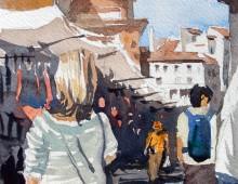 Florence Street Market