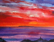 Lundy Sunsetters