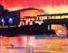 Bournemouth Pier Aglow