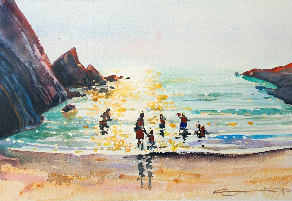 Sparkle - Barricane Beach
