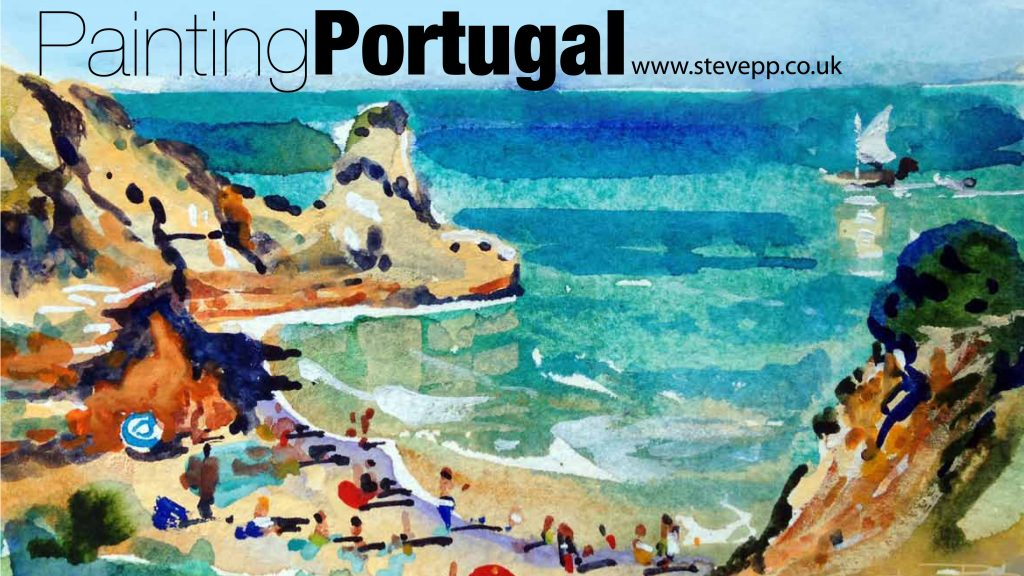 Painting Portugal