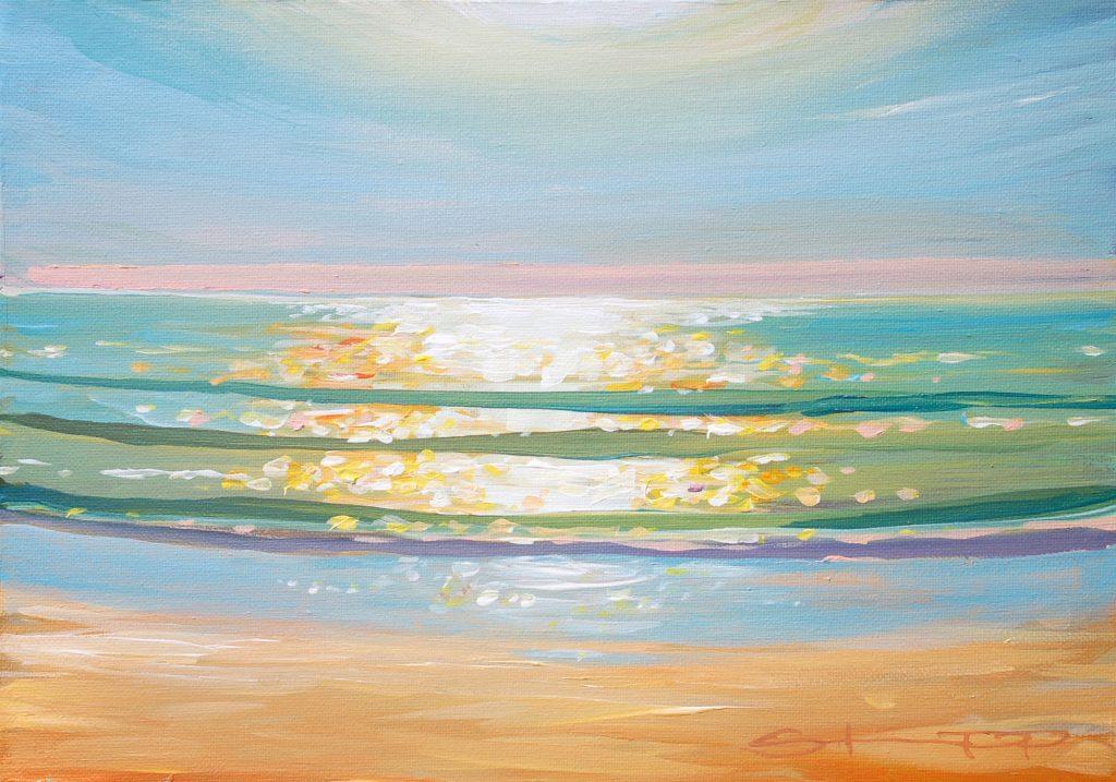 Summer Beach Sparkle