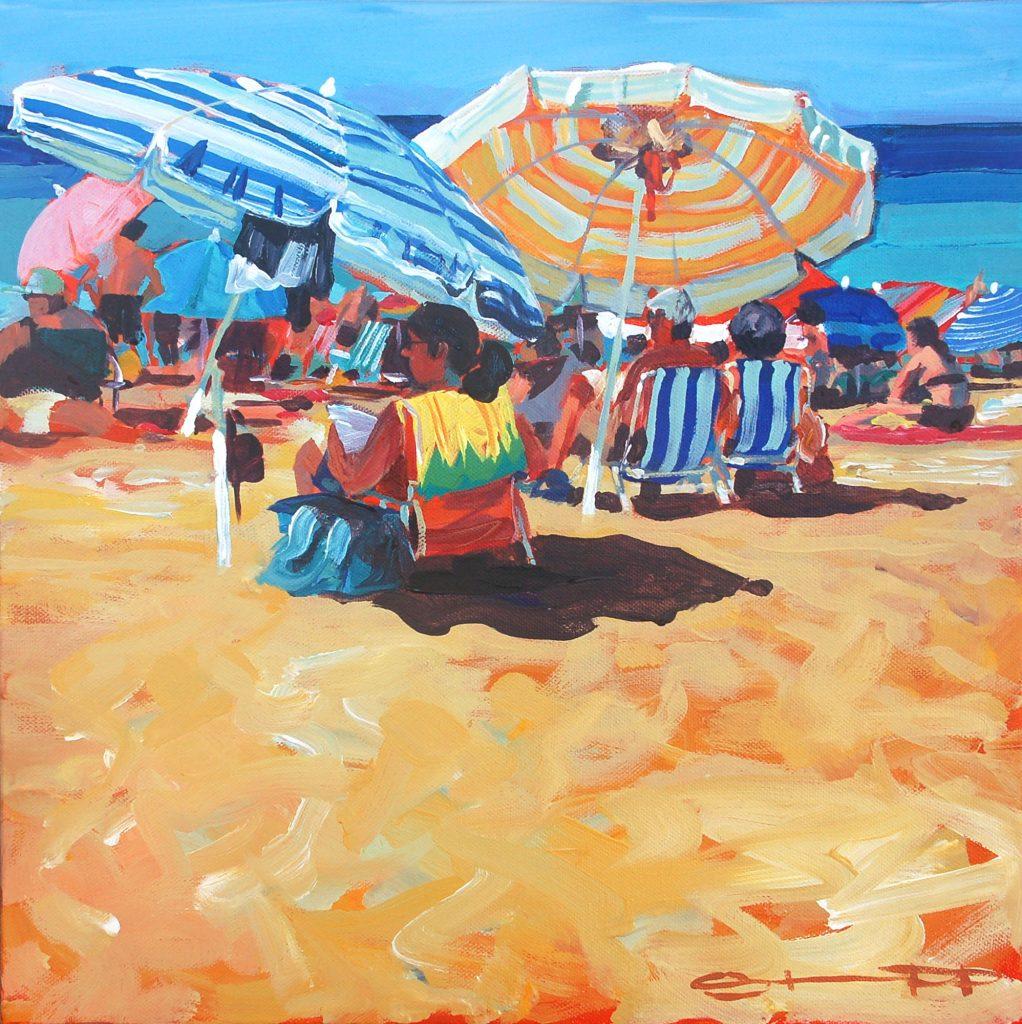 parasol beach 1