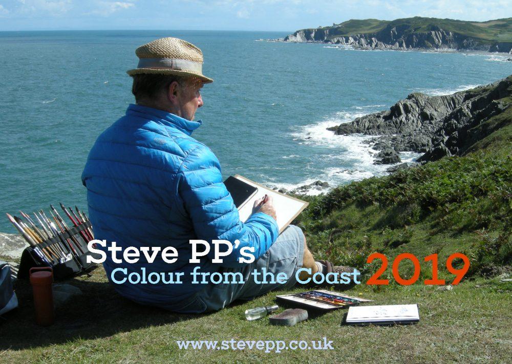 Steve Pleydell-Pearce Fine Art Wall Calendar2019