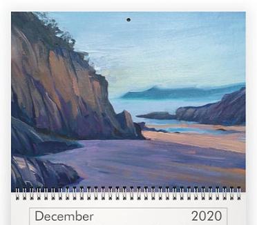 dec Steve PP 2020 Calendar