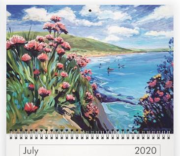 july Steve PP 2020 Calendar