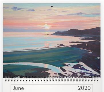 june Steve PP 2020 Calendar