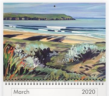 march 2020 Steve PP Calendar