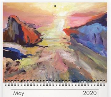 may Steve PP 2020 Calendar