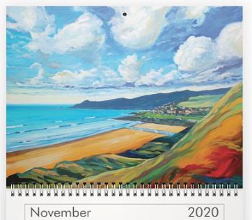 nov Steve PP 2020 Calendar