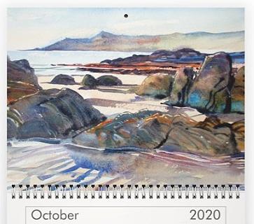 oct Steve PP 2020 Calendar