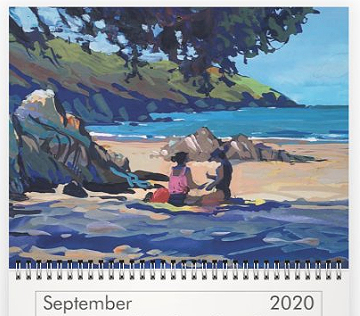 sep Steve PP 2020 Calendar