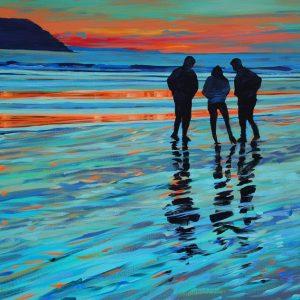 sunsets -friends- sml