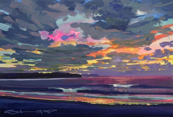 Winter Warmers 3-30 Steve PP Fine Art